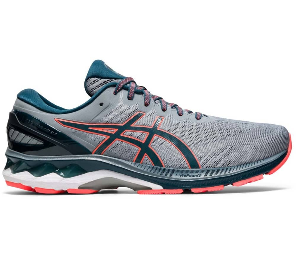 ASICS GEL-Kayano 27 Men Running Shoes (grey) 179,90 €