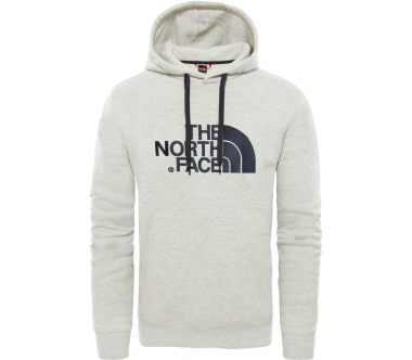 The North Face - Drew Peak Herren Hoodie (weiß/schwarz)
