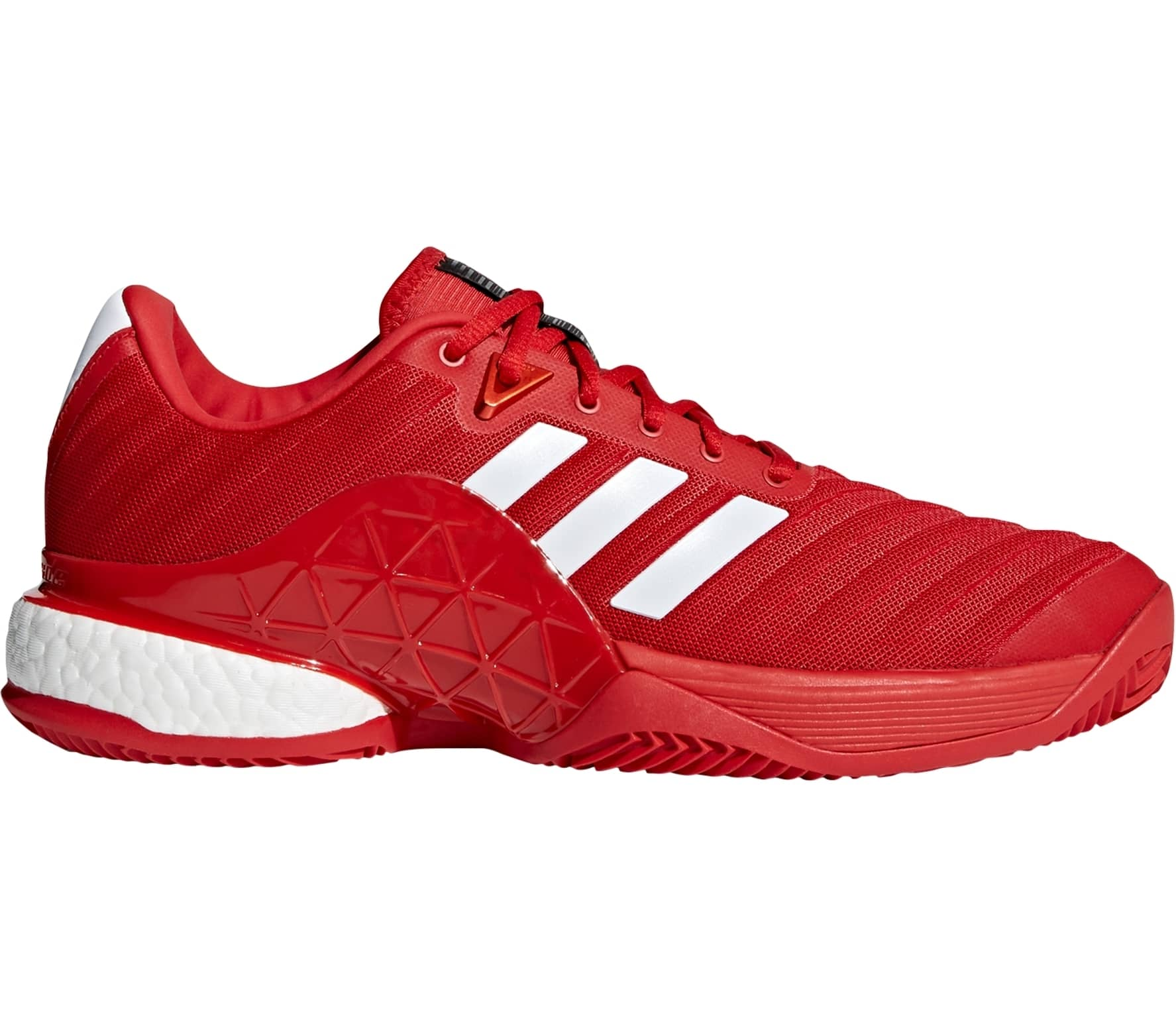 9f91e901f68 Adidas - Barricade Boost clay men s tennis shoes (red black) - buy ...