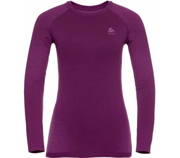 ODLO Crew Neck PERFORMANCE WARM Women Functional Top - 1