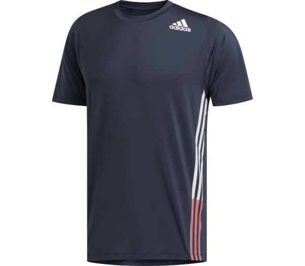 ADIDAS Freelift 3-Streifen+ Herren Trainingsshirt - 1