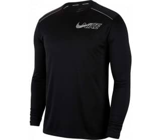 Miler Heren Functioneel Sweatshirt