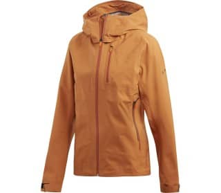 Parley 3 Lagen Mujer Chaqueta hardshell