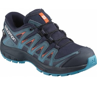 Xa Pro 3D Cswp Children running shoes Enfants