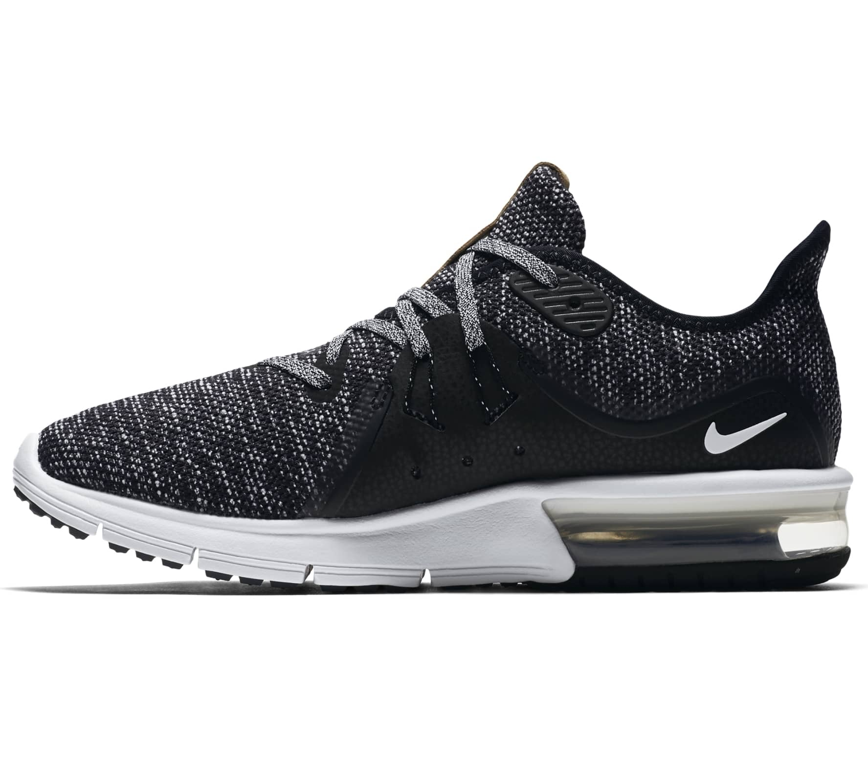huge discount 23f87 6931b Nike - Air Max Sequent 3 womens running shoes (blackwhite)