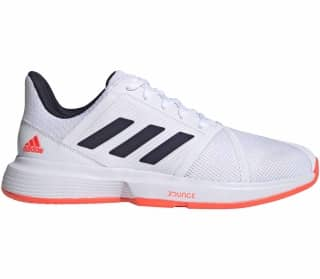 adidas Courtjam Bounce Heren Tennisschoenen
