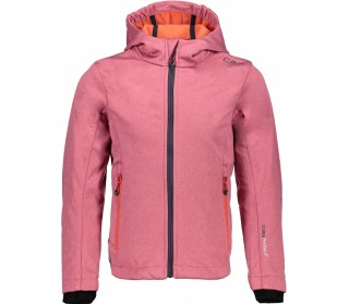 Fix Hood Jacket Children Hybrid Jacket