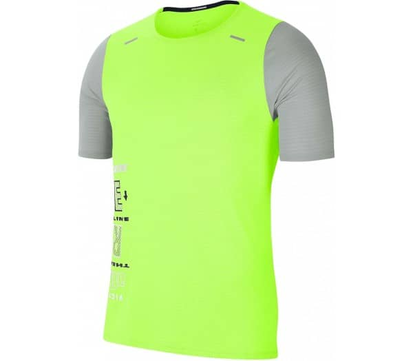 NIKE Rise 365 Wild Run Men Running Top - 1