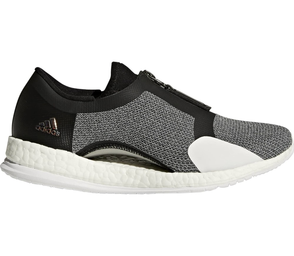 first rate 1bded 80149 Adidas - Pureboost X Tr Zip women s running shoes (black grey)