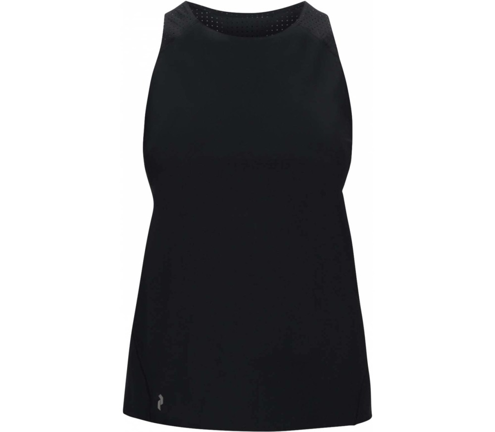 Peak Performance - Go Damen Top (schwarz)