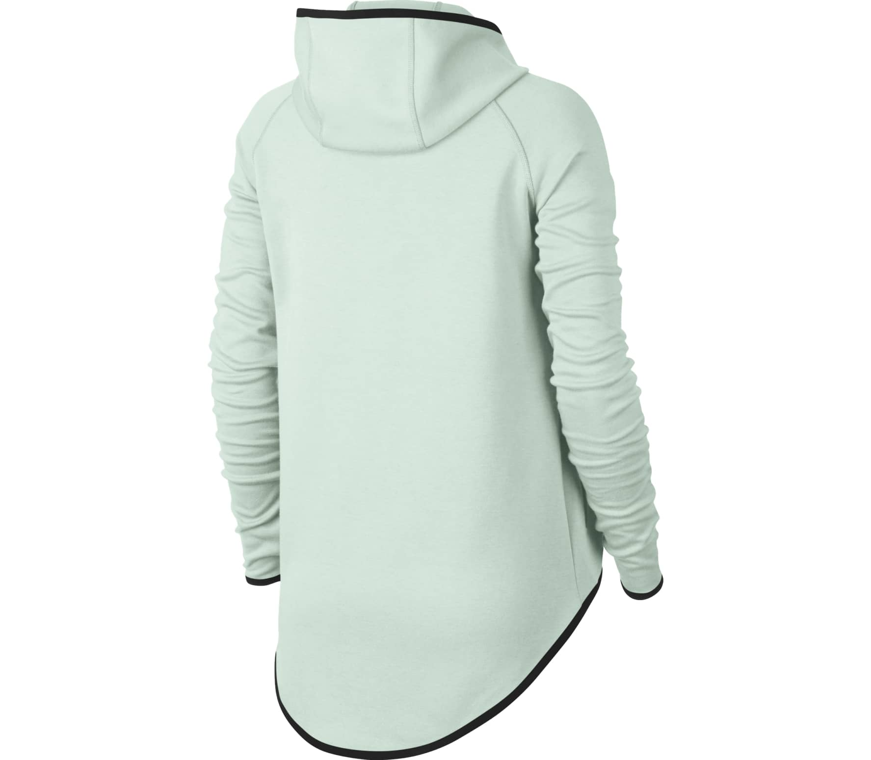 79676441da52 Nike - Sportswear Tech women s hooded fleece jacket (mint) - buy it ...