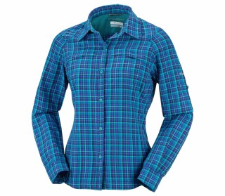 Columbia Silver Ridge Plaid Damen Longsleeve