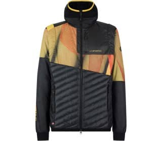 Faster Men Insulated Jacket