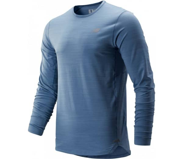 NEW BALANCE Seasonless Herren Laufshirt - 1
