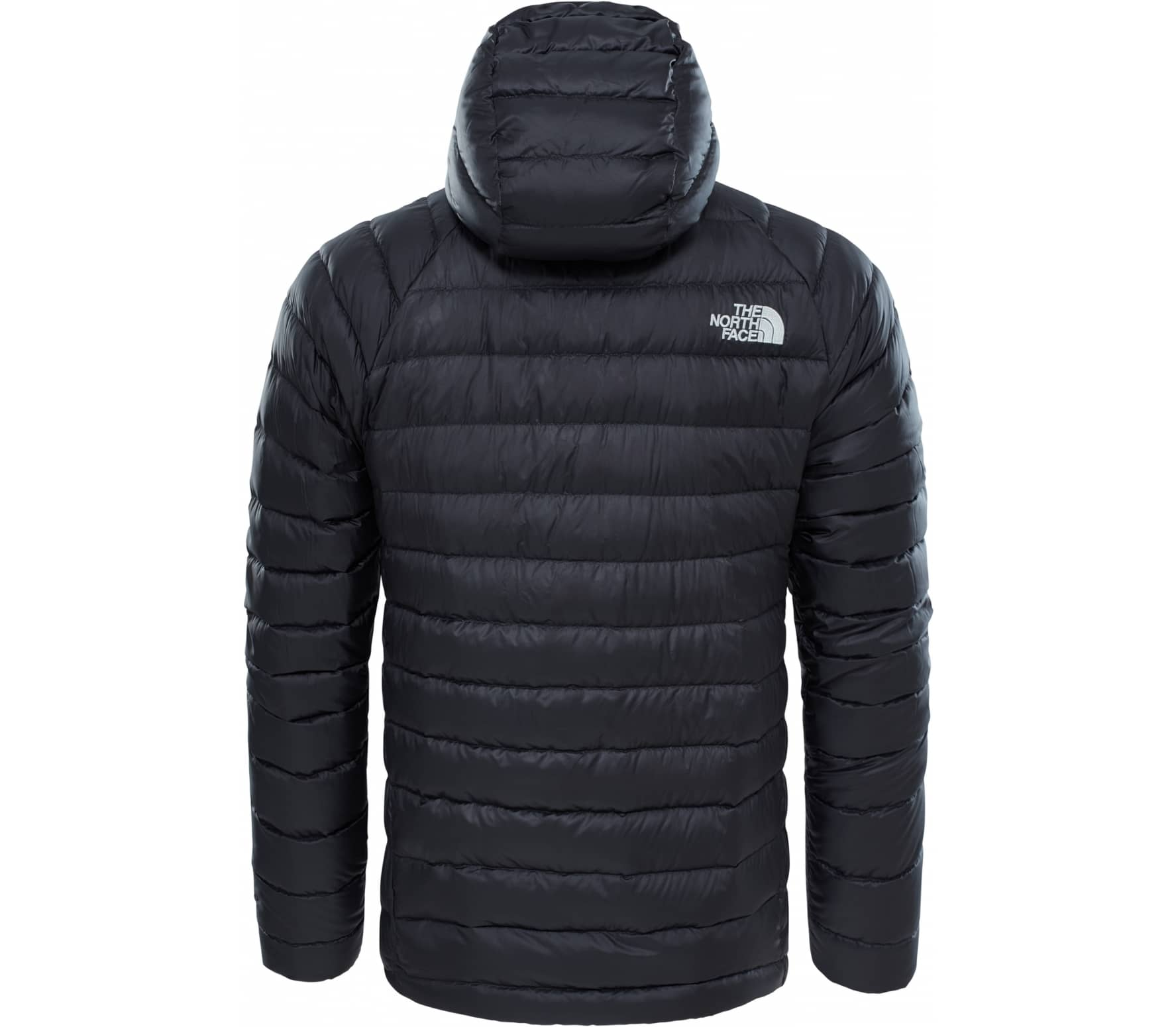 100% authentic 4026a 7e8eb The North Face - Trevail men's down jacket (black/black)