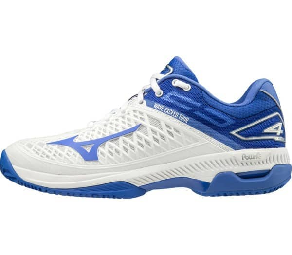 MIZUNO Wave Exceed Tour 4 Clay Women Tennis Shoes - 1