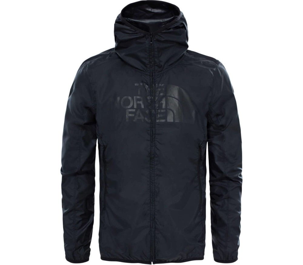 The North Face Drew Peak Windwall Hommes noir