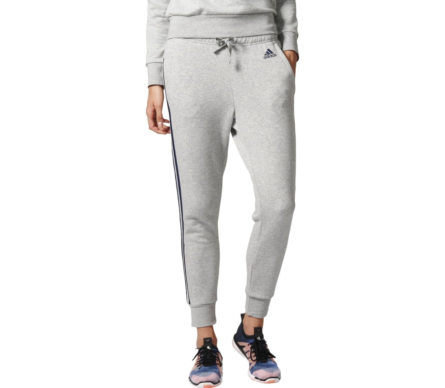 adidas Essentials 3 Stripes Tapered women's training pants Women