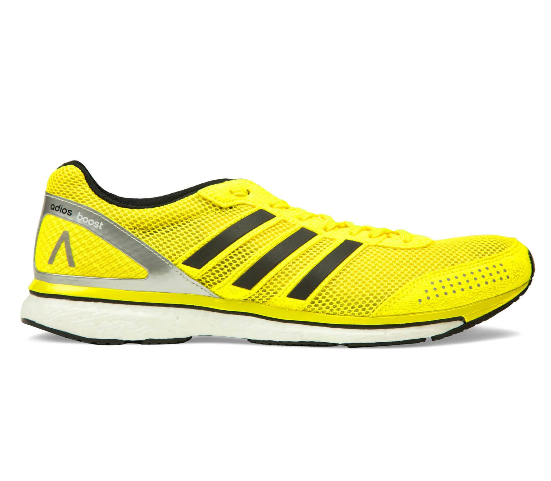 Adidas - Adizero Adios Boost 2 Haile men s running shoes (yellow ... 50eac7cbf