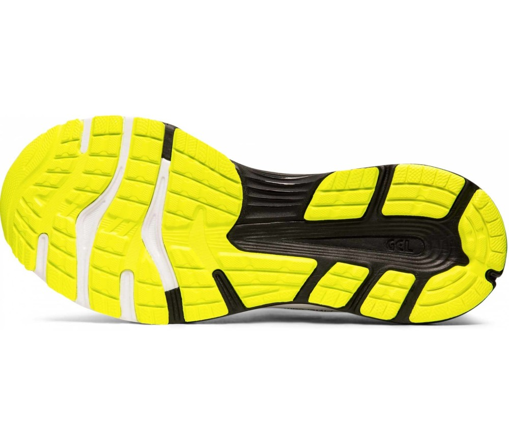 ASICS Gel-Nimbus 21 Men Running Shoes  yellow