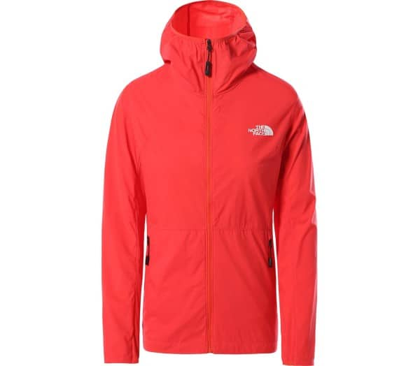 THE NORTH FACE Circadian Wind Women Fleece Jacket - 1