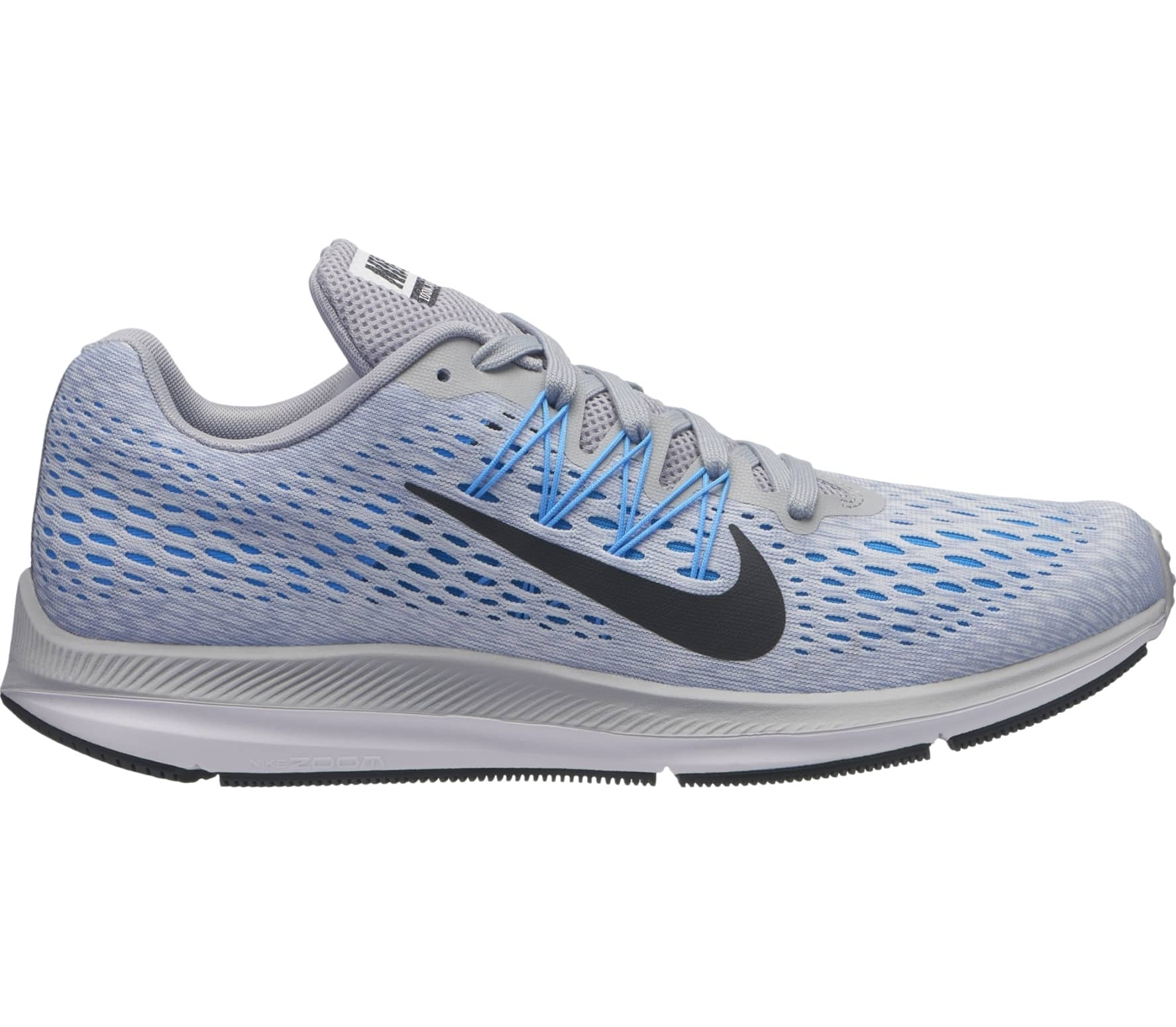 new concept 38b79 5fa1f Nike - Air Zoom Winflo 5 men's running shoes (grey)