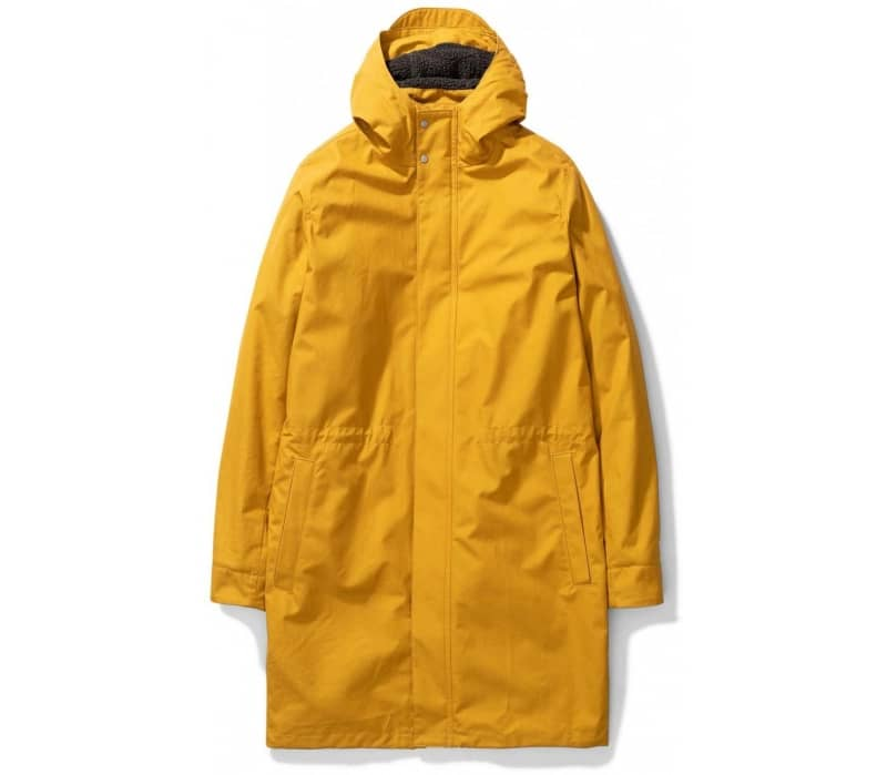 Elias Cambric Cotton Men Parka