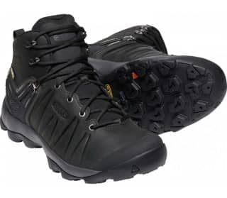 Venture Mid Leather Wp Heren Wandelschoenen