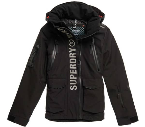 SUPERDRY SPORT® Ultimate Mountain Rescue Men Ski Jacket - 1