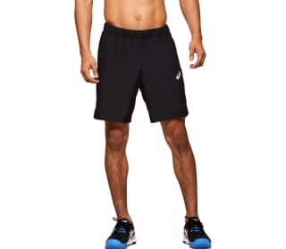 ASICS Practice 9IN Heren Tennisshorts