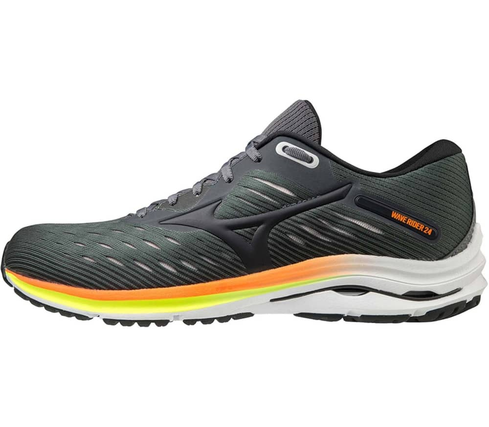 MIZUNO Wave Rider 24 Men Running Shoes (grey) 144,90 €
