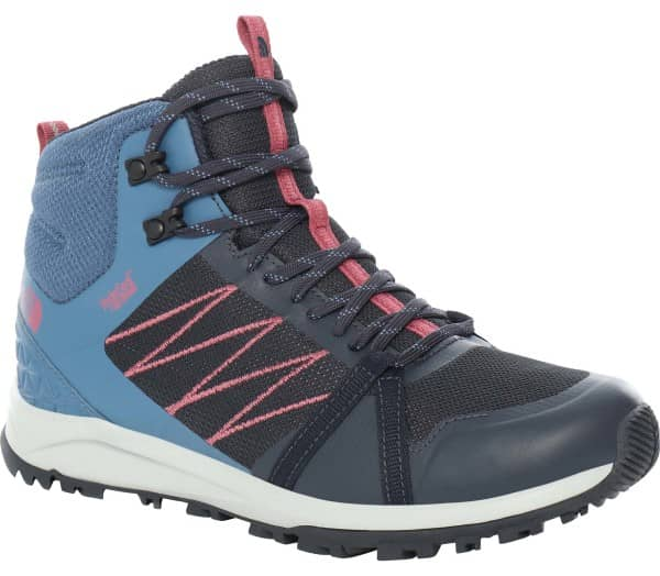 THE NORTH FACE Litewave Fastpack II Mid Femmes Chaussures d'approche - 1