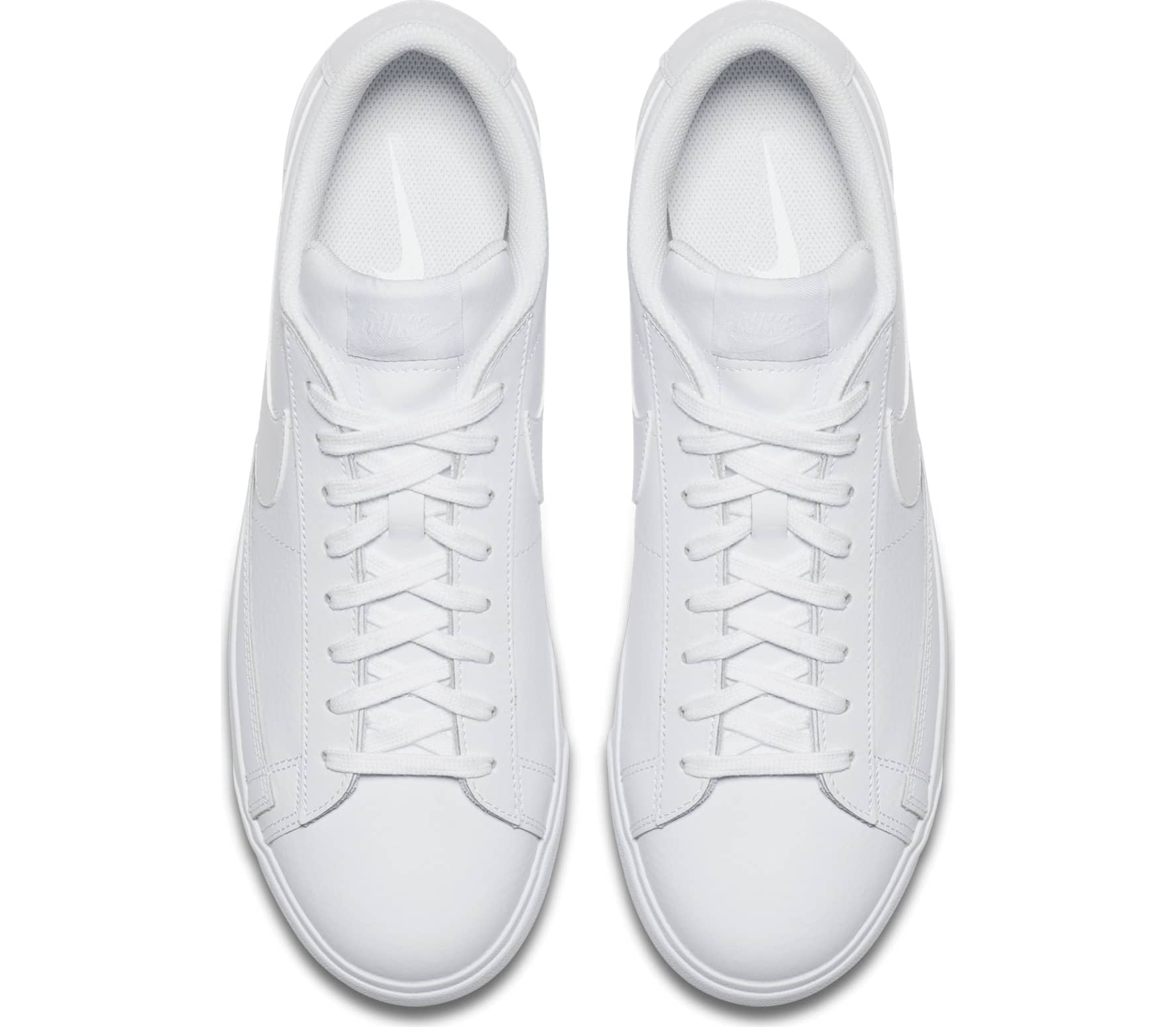 meet f2fa0 ae0b1 Nike - BLAZER LOW LE mens sneaker (white)