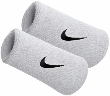 Nike - Doublewide Wristbands 2-Pack