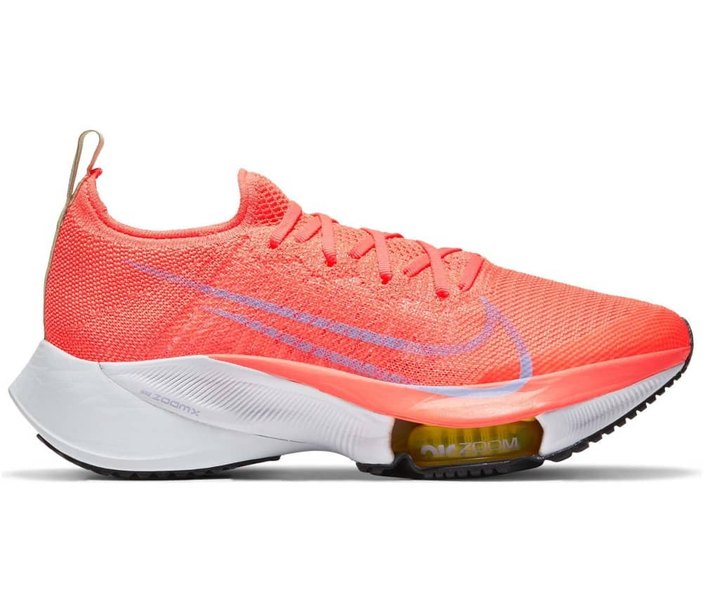 NIKE Air Zoom Tempo Next% Flyknit Damen Laufschuh (orange) 199,90 €