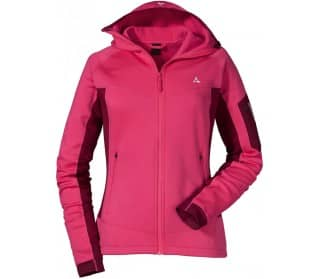 Fleece Hoody Annapolis Women Functional Jacket