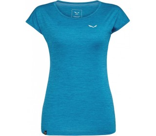 Salewa Puez Melange Dry Women Functional Top