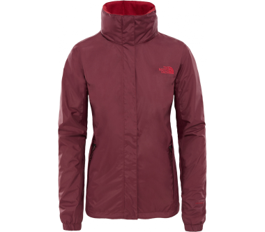 The North Face - Resolve 2 Damen Outdoorjacke (rot)