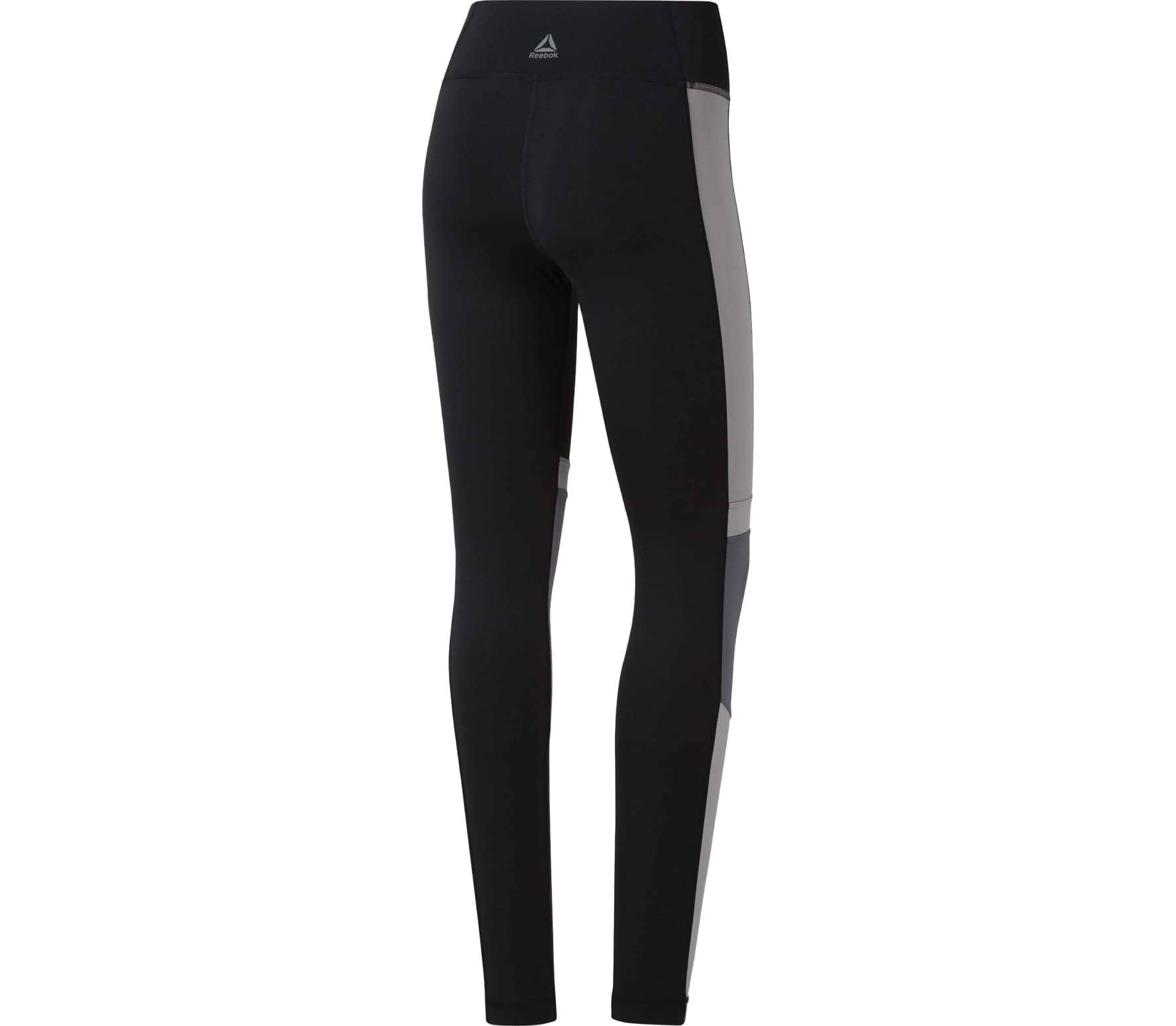 Reebok Wor Myt Paneled Women Training Trousers black