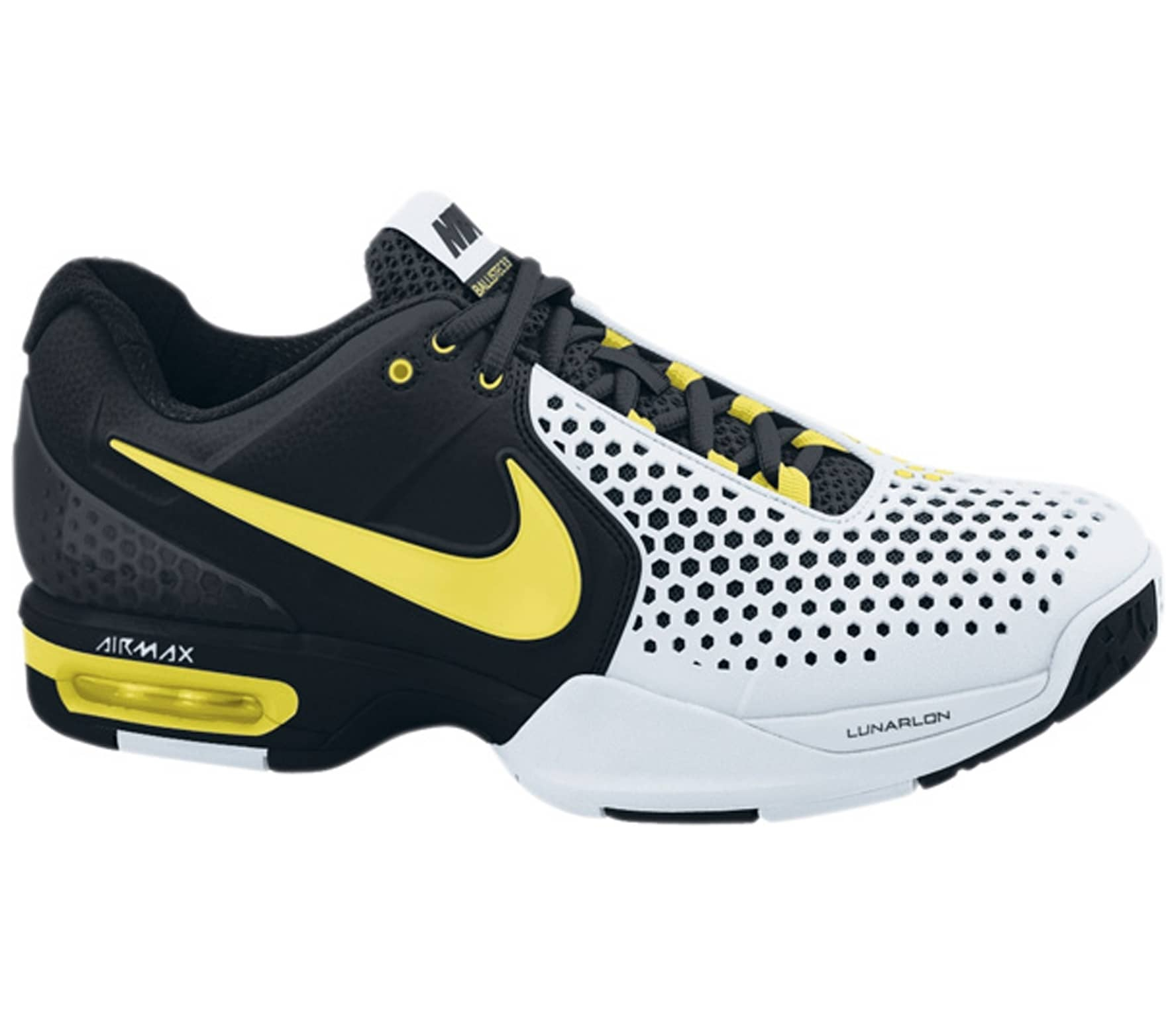 competitive price 7df74 1a2e0 Nadal Air Max Courtballistec 3.3 US Open FA11