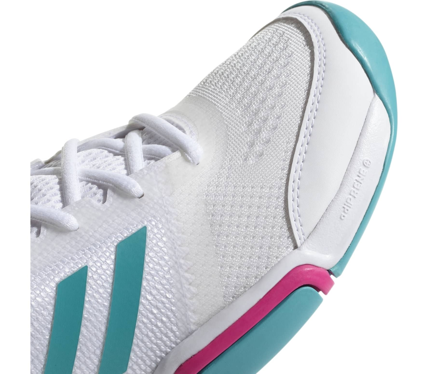 adidas performance - Barricade Club cpt Damen Tennisschuh (weiß)
