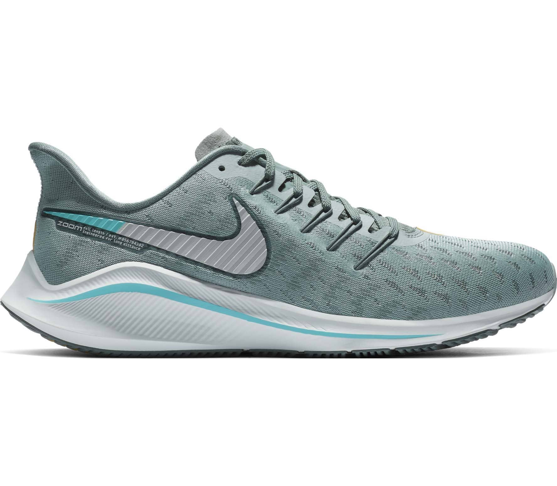 superior quality 68766 642fd Nike - Air Zoom Vomero 14 men s running shoes (blue grey)