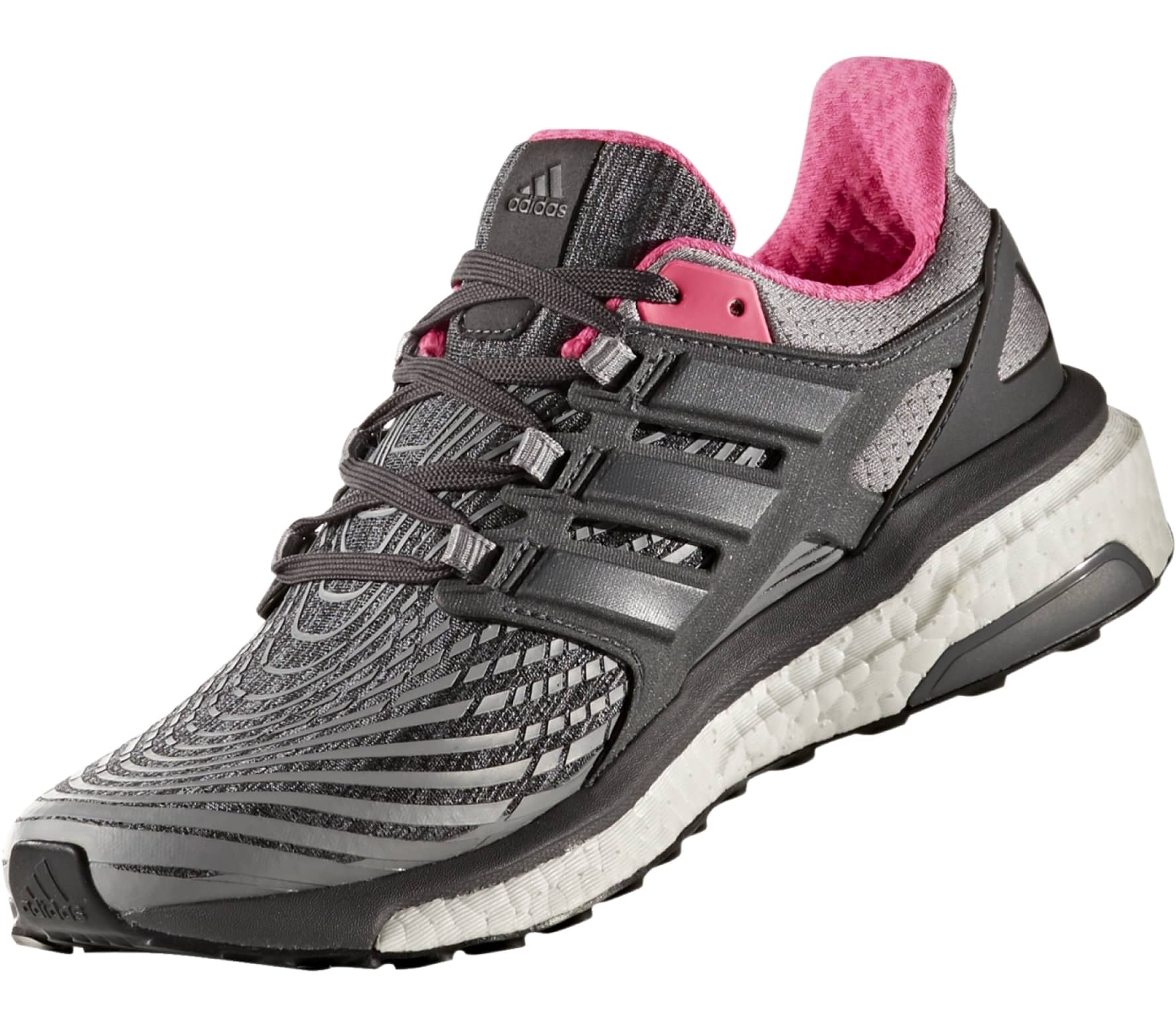 adidas Energy Boost Damen silber