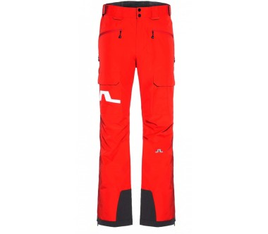 J.Lindeberg - Harper 3L GoreTex men's skis pants (red)