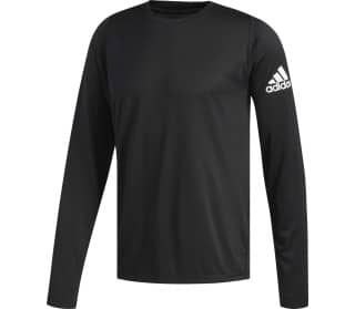 adidas Freelift_Sport Solid Bos LS Heren Functionele Top