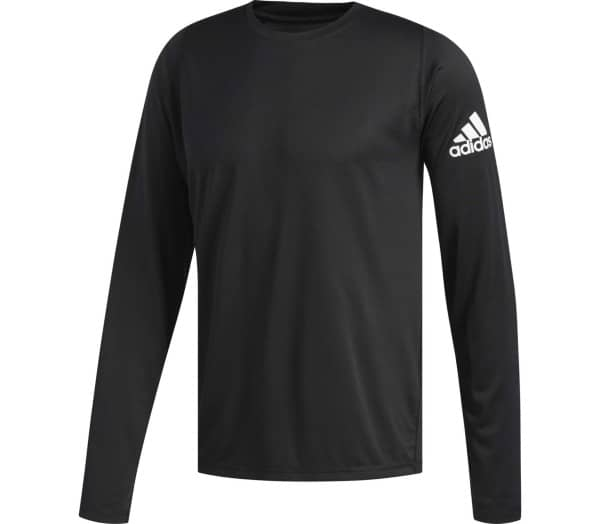 ADIDAS Freelift_Sport Solid Bos LS Heren Functionele Top - 1