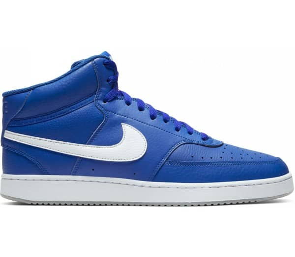 NIKE SPORTSWEAR Court Vision Mid Hommes Baskets - 1