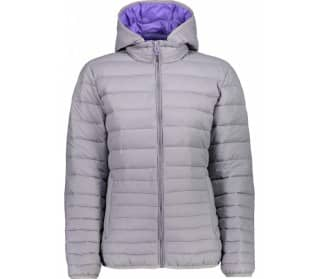 CMP Zip Hood Women Insulated Jacket
