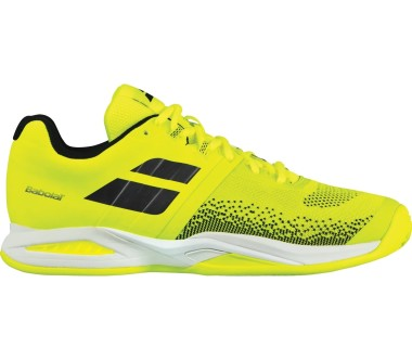 Babolat - Propulse Blast Clay men's tennis shoes (yellow/black)