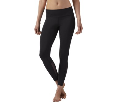 Reebok - Mesh women's training pants (black)